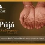 Portugal: Curso de Pújá com Charles Maciel