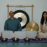 Portugal: Concerto de Taças Tibetanas e de Cristal com João Silva e Margarida Santos