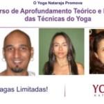 Brasil: Curso de Aprofundamento Teórico e Prático das Técnicas do Yoga