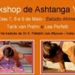 Portugal: Demonstração e Workshop de Ashtanga Yoga com Tarik van Prehn (Brasil) e Lea Perfetti (USA)