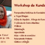 Portugal: Workshop de Kundaliní Yoga com a Satya Kaur no CEY