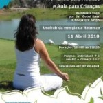 Portugal: Yoga no Parque Ambiental do Alambre Para Todas as Idades