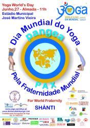 Portugal: Grande Comemoração do Dia Mundial do Yoga