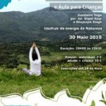 Portugal: Aula de Kundaliní Yoga no Parque Ambiental do Alambre