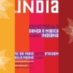 Portugal: Música e Dança Clássica Indiana na Aula Magna