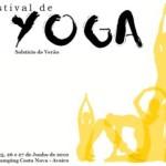 Portugal: Festival de Yoga em Aveiro