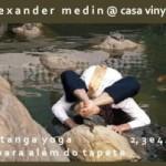 """Portugal: Curso de Alexander Medin na Casa Vinyasa – """"Ashtanga Yoga Para Além do Tapete"""""""