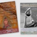 Portugal: Workshop de Meditação e Maha Sádhana no Yoga Kshetra no Porto por Marco Peralta