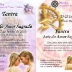Portugal: Curso de Tantra a Arte do Amor Sagrado em Lisboa e Porto
