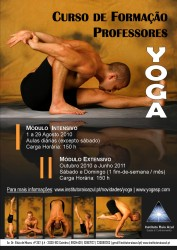 Portugal: Curso de Formação de Professores de Yoga Com Bruno Bartulitch