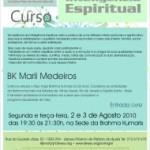 Portugal: Desenvolva a Sua Inteligência Espiritual por Marli Medeiros na Brahma Kumaris