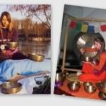 Portugal: Workshop, Concerto e Massagens com Taças Tibetanas por Ana Taboada em Faro, Algarve