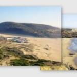 Portugal: Yoga na Praia da Foz do Lizandro pela Quinta do Rajo