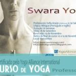Portugal: Curso de Professores de Swara Yoga em Matosinhos