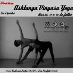 Portugal: Workshop de Ashtanga Vinyasa Yoga com Tarik van Prehn e Lea Perfetti em Espinho