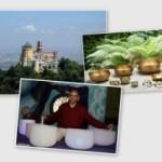 Portugal: Workshops de Yoga e de Taças Tibetanas no Parque e Palácio da Pena com João Silva