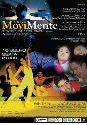 Portugal: 2ª Gala MoviMente no Teatro das Figuras em Faro Apoiada pelo Método DeRose