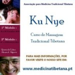 Portugal: Curso de Massagem Tradicional Tibetana – Ku Nye – por Nida Chenagtsang na Quinta da Calma