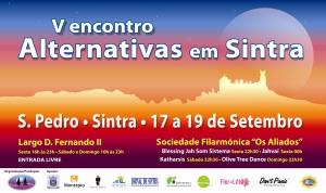 Portugal: V Encontro de Alternativas em Sintra - Mostra de Projectos Alternativos 2010