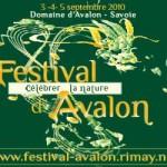 França: Festival d'Avalon 2010 – Com Direcção Artística de Maria João Pires