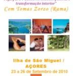 Açores – Portugal: 7º Workshop de Ashtanga Yoga com Tomas Zorzo (Rama) em Ponta Delgada