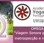 Portugal: Concerto Meditativo com os OMEGA na Academia Yoga Darshan