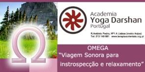 Portugal: Concerto Meditativo com os Ómega na Academia Yoga Darshan