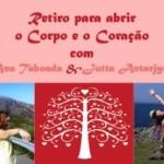 """Portugal: Retiro """"Abrir o Corpo e o Coração"""" com Ana Taboada & Jutta Antarjyoti"""