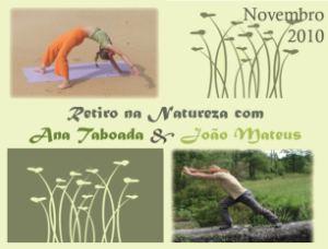 Portugal: Retiro na Natureza com Ana Taboada & João Mateus Quinta das Águias