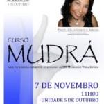 Portugal: Curso de Mudrá por Zélia Couto e Santos