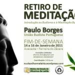 Portugal: Retiro de Introdução ao Budismo e à Meditação Budista na Região de Ferreira do Zêzere