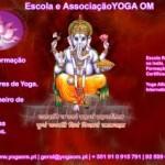 Portugal: Curso de Formação de Professores de Yoga e Yogaterapia de 2 anos na Yoga Om