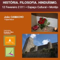 """Portugal: Curso """"História. Filosofia. Hinduísmo"""" Por João Camacho"""