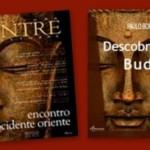 """Portugal: Lançamento do livro """"Descobrir Buda"""" de Paulo Borges e da Revista Cultura ENTRE Culturas, Nº2"""