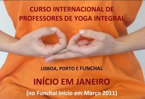 Portugal: Curso Internacional de Professores de Yoga Integral na Madeira