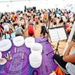 Portugal: Yoga & Harpa com João Silva e Eva Guerra em Lisboa