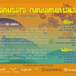 """Portugal: """"5 Weeks Series"""" Fundamentos de Anusara Yoga 2ª Edição com Bel Janela"""