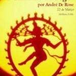 """Portugal: Workshop """"O Caminho do Yoga"""" por André De Rose no Porto"""