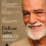 Portugal: DeRose Lisboa'11 – Cursos e Lançamento do Livro Karma e Dharma
