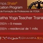 """Portugal: Introdução ao """"250 horas YOGA Teacher Training"""" – Jornadas de Formação no Champa.Shala"""