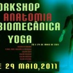Portugal: Workshop Intensivo de Anatomia e Biomecânica no Yoga em Lisboa no Centro Ananda