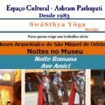 """Portugal: Noite Romana pela """"Nossa Cultura"""" em Museu Arqueológico de Odrinhas"""