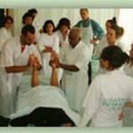 Portugal: Curso Intensivo de Massagem Ayurvédica – 1º Nível pelo Dr.Vaidya Swami Nath Mishra