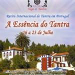 Portugal: Retiro Espiritual Internacional – A Essência do Tantra, pela Natha