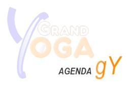 Agenda gY  Julho, 2011