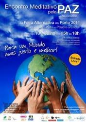 Portugal: Encontro Meditativo no Pavilhão Rosa Mota
