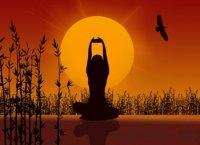 Yoga Sun by Gabriella Fabbrix