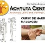 Portugal: Curso de Marma-Massagem ou Marma-Terapia com Achyuta Veda