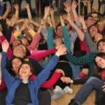 """Portugal: """"MUDA com RISO"""", Certificação em Líder de Yoga do Riso (Dr Kataria's School) com Kyra"""