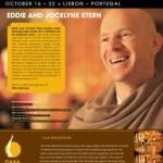 Portugal: Eddie Stern de Visita a Lisboa para Leccionar na Casa Vinyasa